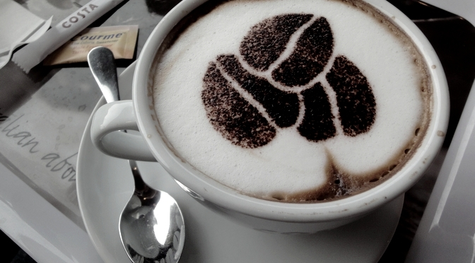 Can a robot brew the perfect cup of coffee?