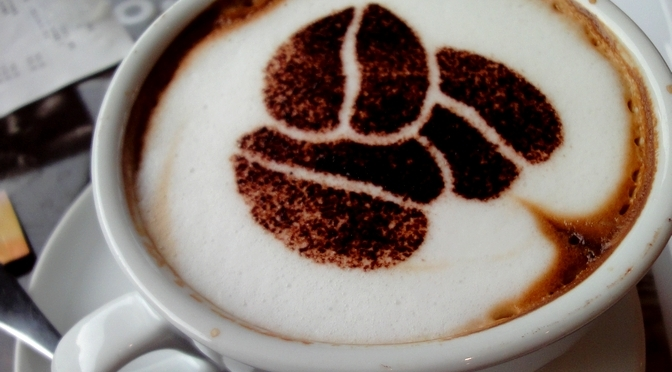 There's something brewing with coffee