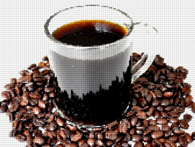 Caffeinated coffee linked to lower risk of oral cancer
