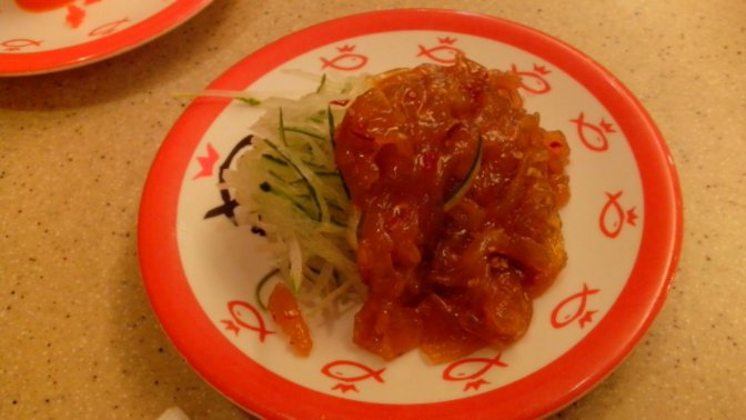 Sushi Udon Noodles