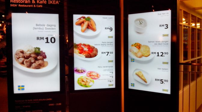 IKEA Salmon Soup