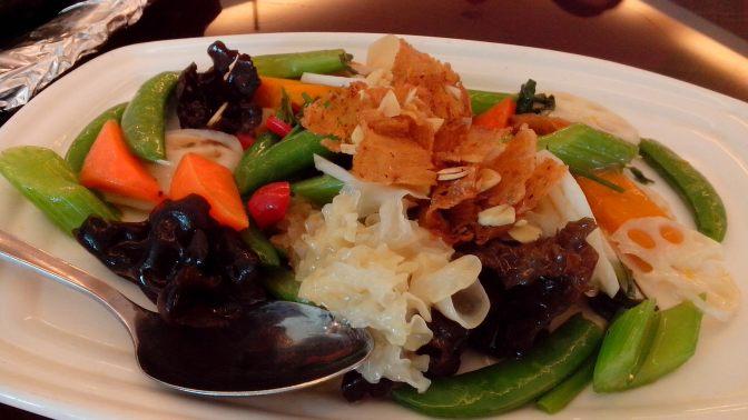 Hot hot plate Tou Fu