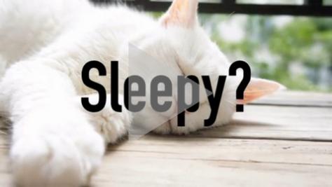 sleepy treatment