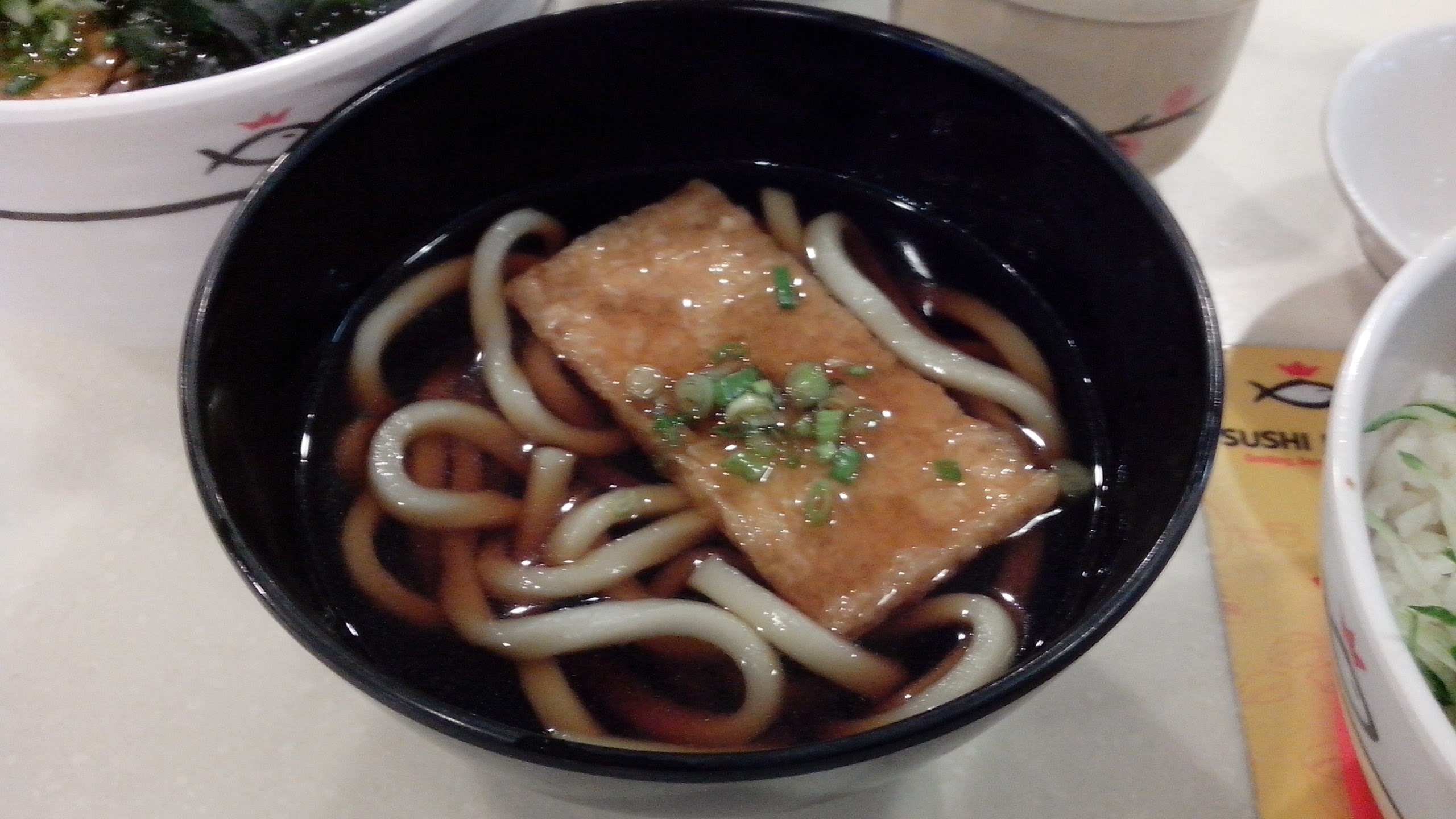 Resepi Mee Udon Sushi King