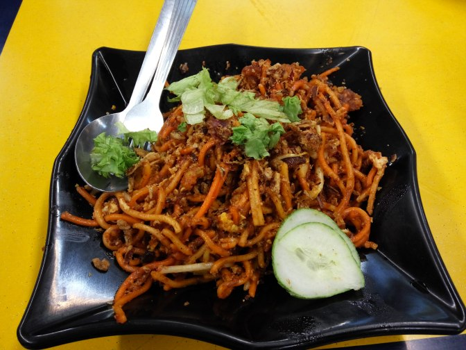 another Mamak Mee Goreng