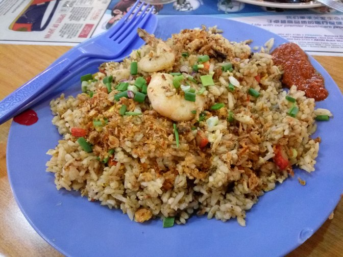 Fried Rice naSI GOreng