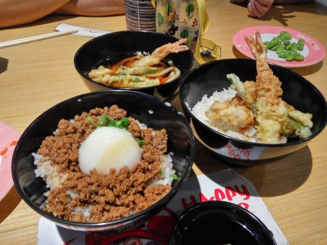 Telur Jepun Nasi Daging