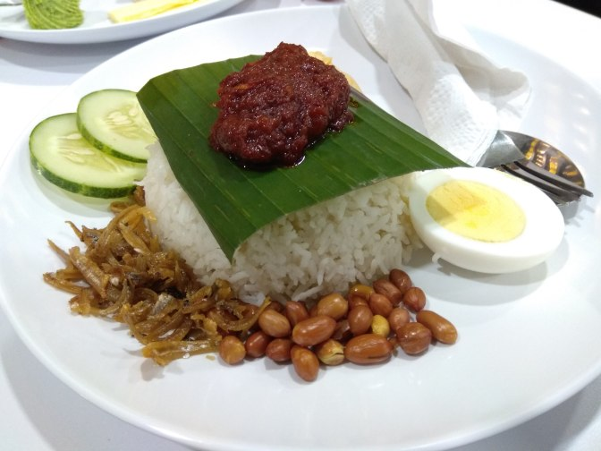 CNN Healthy Food – Nasi Lemak