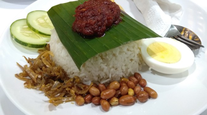 CNN Healthy Food – Nasi Lemak