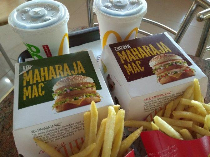 Maharaja Burger