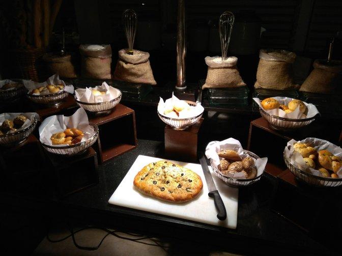 Deserts Dinner
