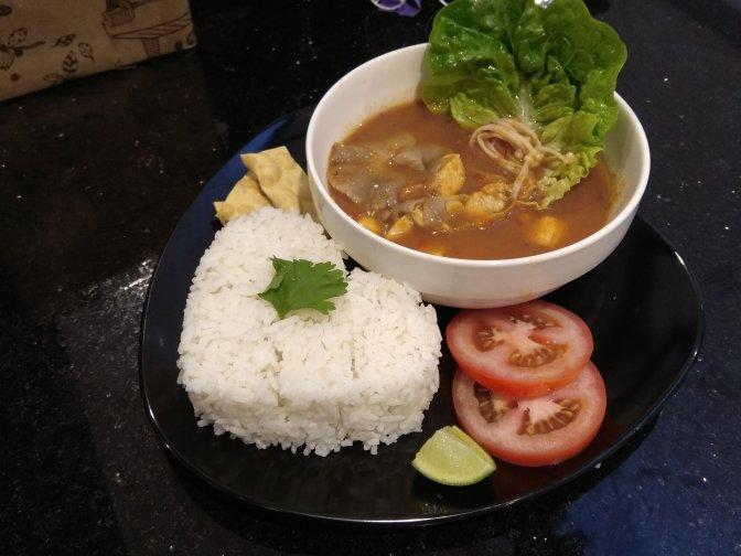 JoyAmaze Tomyam Rice