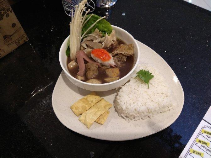 JoyAmaze Chi Kut Teh Rice