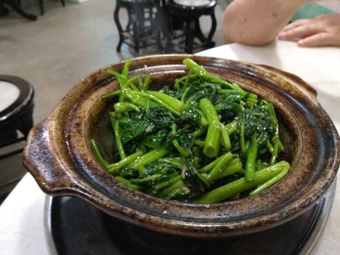 Claypot Kang Kung
