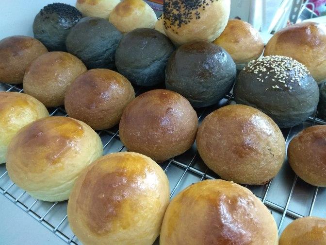 JoyAmaze Handmade Burger Bun