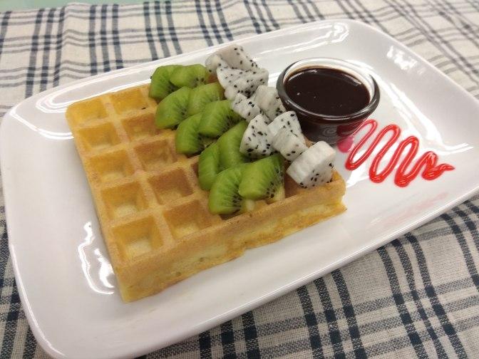 JoyAmaze Belgium Waffle