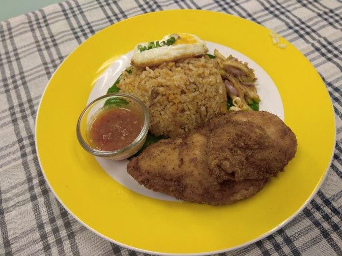 Nasi Goreng Thai