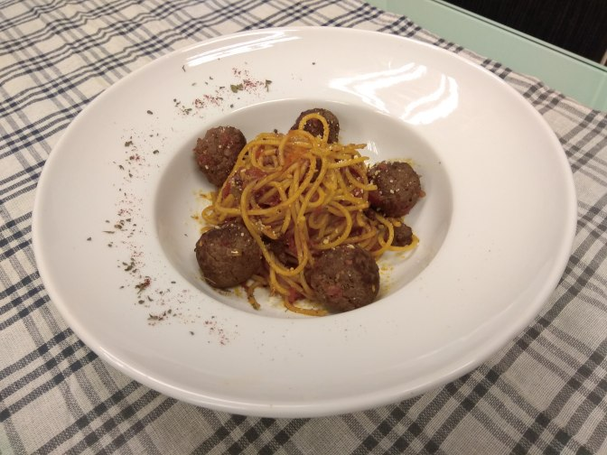 JoyAmaze Spaghetti Maniac