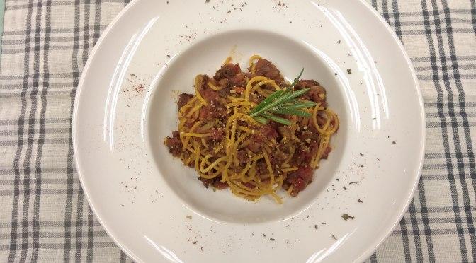 JoyAmaze spaghetti mania