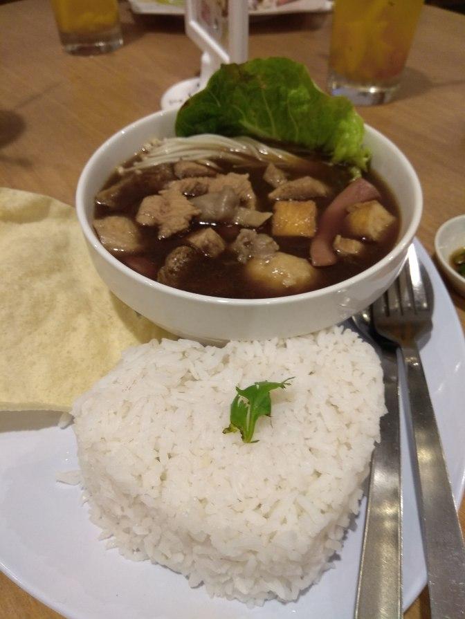 Nasi Chi Kut Teh